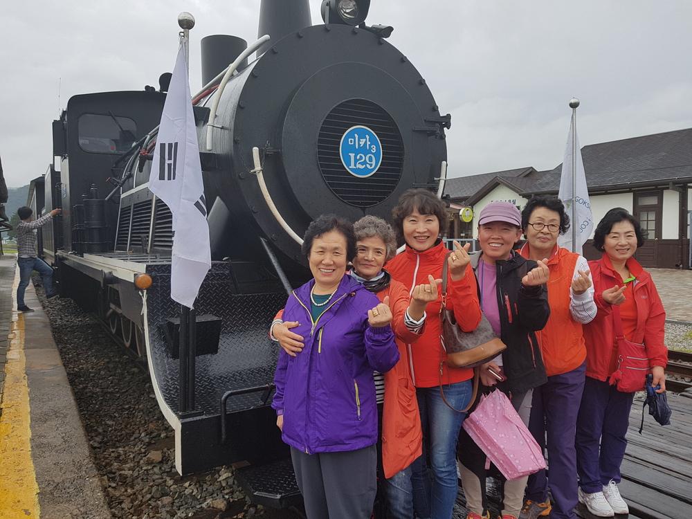 동삼종합사회복지관과 함께하는 2018년 자원봉사자 나들이
